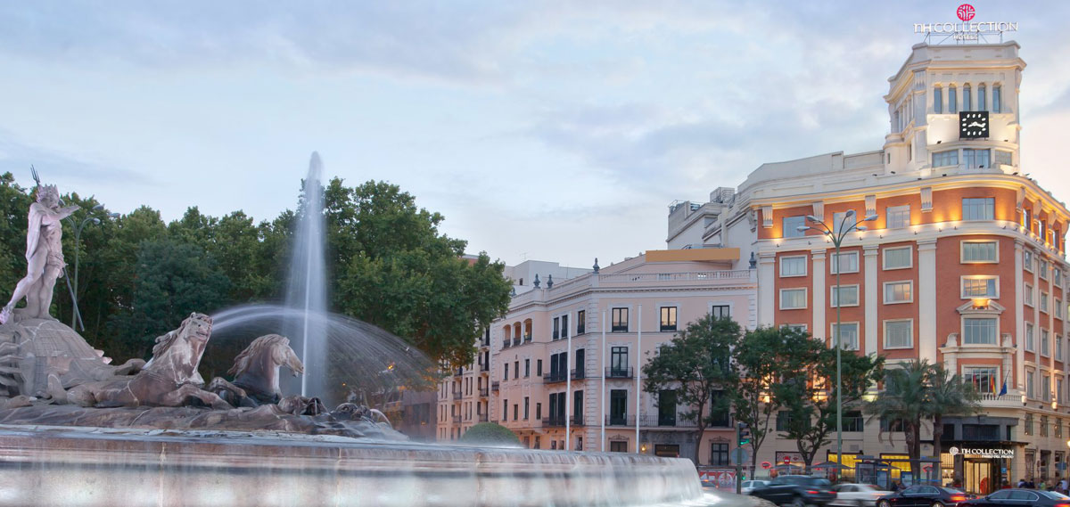 NH Collection Madrid Paseo Del Prado  in Madrid