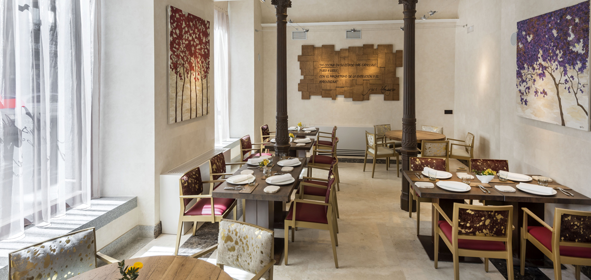 Dining:      NH Collection Madrid Palacio de Tepa  in Madrid