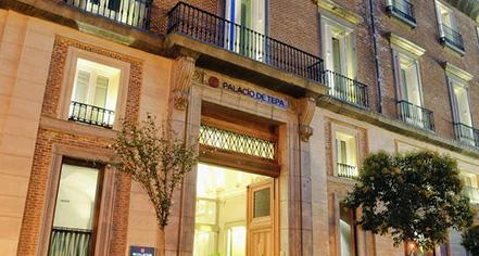 NH Collection Madrid Palacio de Tepa  in Madrid