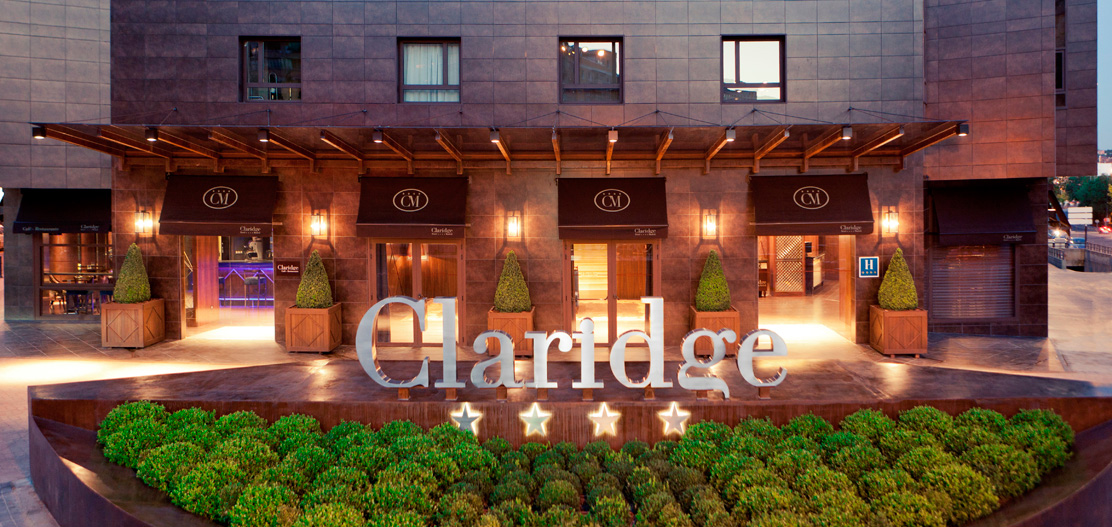 Hotel Claridge  in Madrid