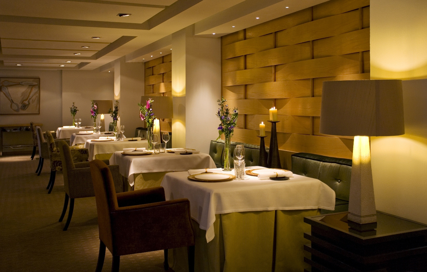 Dining:      Hesperia Madrid  in Madrid