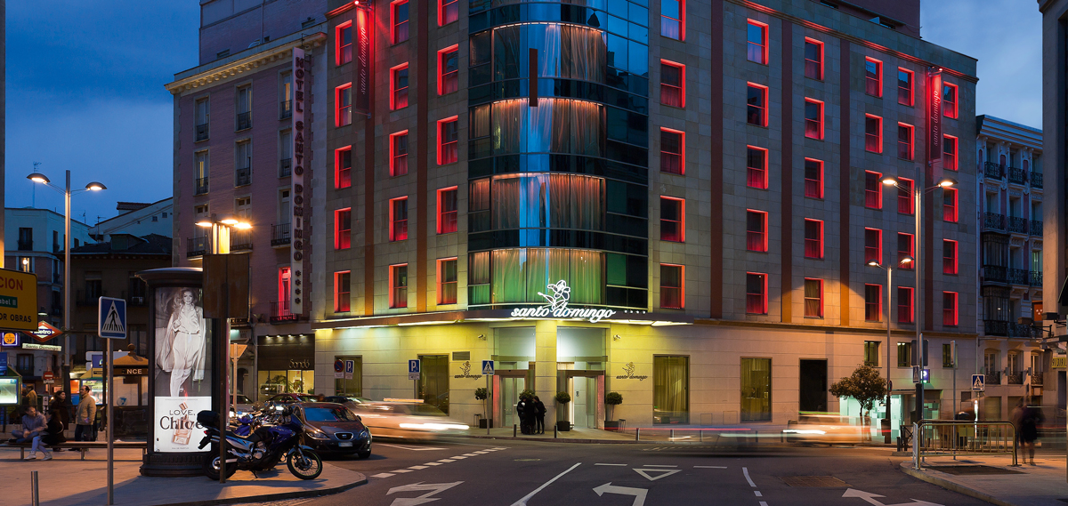 Hotel Santo Domingo Luxury Hotel In Madrid Preferred