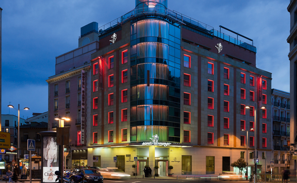 Luxury hotels and resorts preferred hotels resorts Best hotels in central madrid