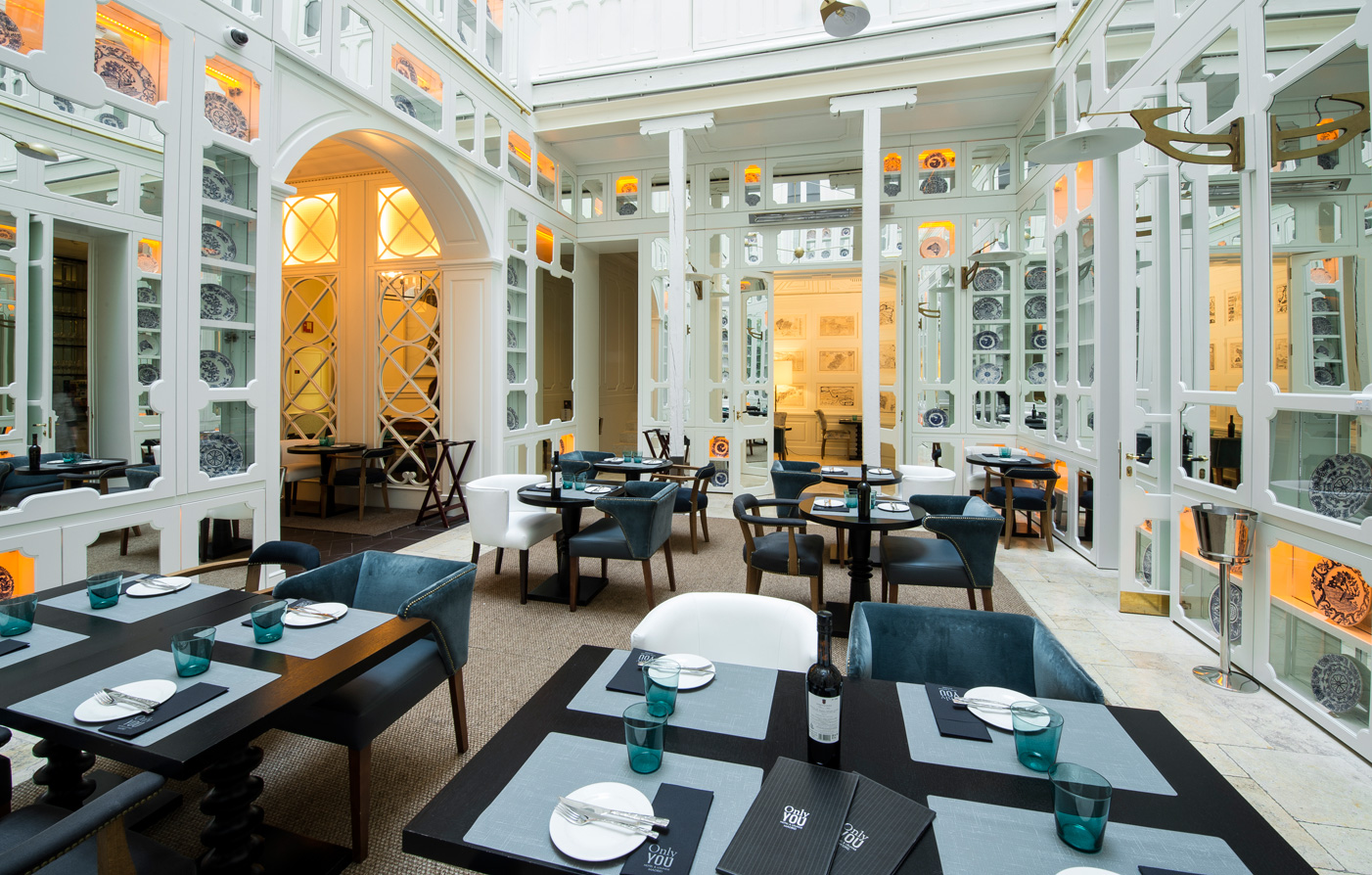 Dining:      Only You Boutique Hotel  in Madrid