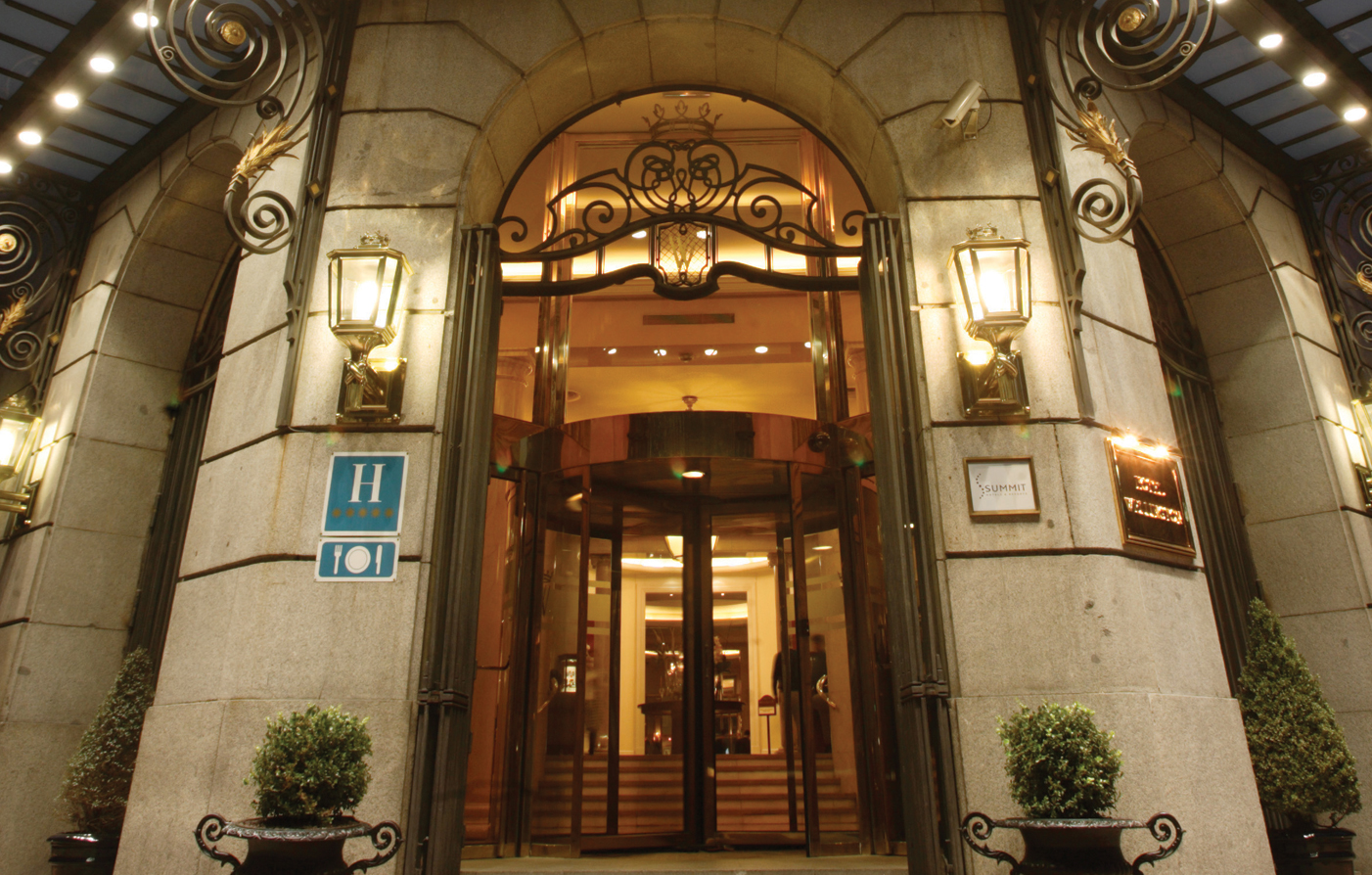 Customer Reviews:      Hotel Wellington  in Madrid