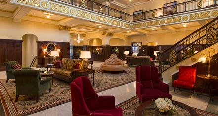 Hotel Settles  in Big Spring