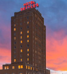 Events at      Hotel Settles  in Big Spring
