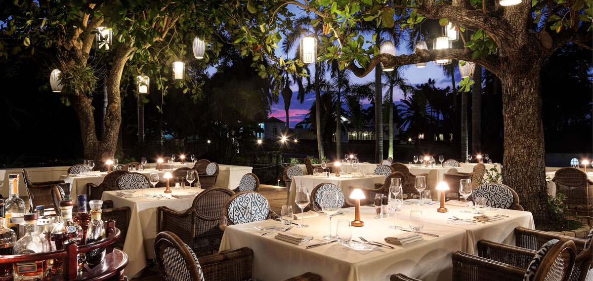 Dining:      Half Moon  in Montego Bay