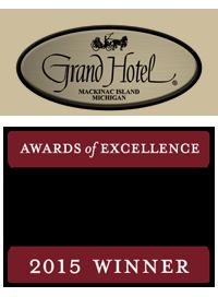 Grand Hotel  in Mackinac Island