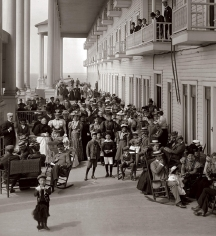 History:      Grand Hotel  in Mackinac Island