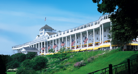 Permalink to Grand Hotel Mackinac Island