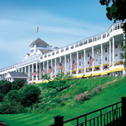 Book a stay with Grand Hotel in Mackinac Island