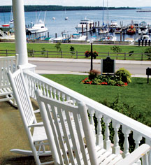 Island House Hotel  in Mackinac Island