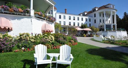 History:      Island House Hotel  in Mackinac Island