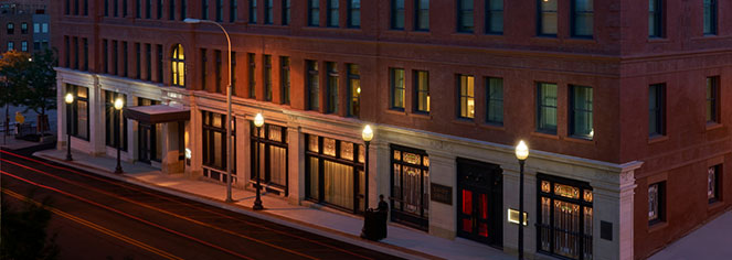 Event Calendar:      21c Museum Hotel Kansas City by MGallery  in Kansas City