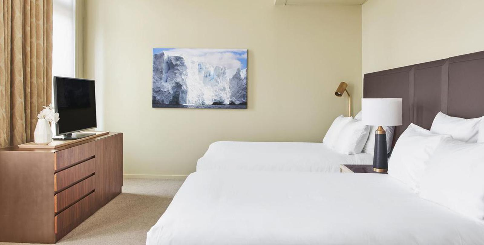 Image of Guestroom at 21c Museum Hotel Kansas City by MGallery, 1888, Member of Historic Hotels of America, in Kansas City, Location Map