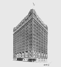 History:      Hilton President Kansas City  in Kansas City