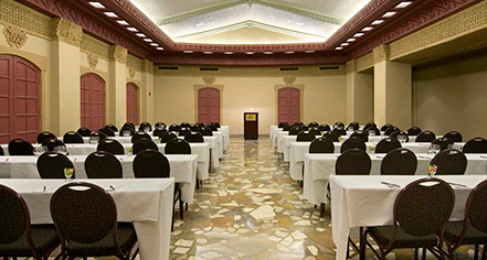 Meetings at      Hilton President Kansas City  in Kansas City