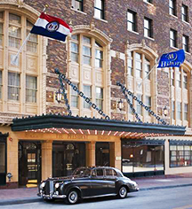 Local Attractions:      Hilton President Kansas City  in Kansas City