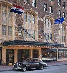 Activities:      Hilton President Kansas City  in Kansas City