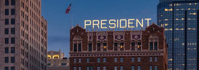 Local Attractions:      Hilton President Kansas City  in Kansas City