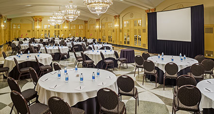 Meetings at      Hilton President Kansas City  in Kansas City