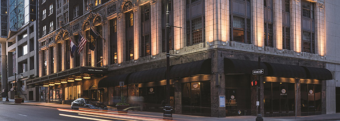 Local Attractions:      Hotel Phillips Kansas City, Curio Collection by Hilton  in Kansas City