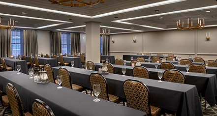 Meetings at      Hotel Phillips Kansas City, Curio Collection by Hilton  in Kansas City