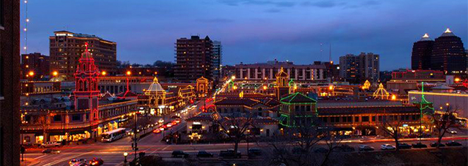 Local Attractions:      The Raphael Hotel  in Kansas City