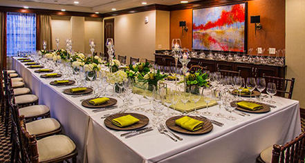 Weddings:      The Raphael Hotel  in Kansas City