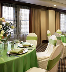 Weddings:      The Raphael Hotel  in Kansas City