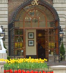 History:      The Raphael Hotel  in Kansas City