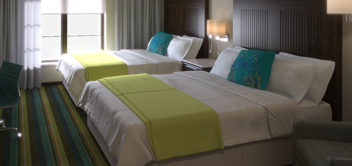 Accommodations:      The Alfond Inn  in Winter Park/Orlando