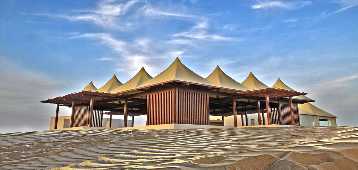 Dining:      Dunes by Al Nahda  in Barka