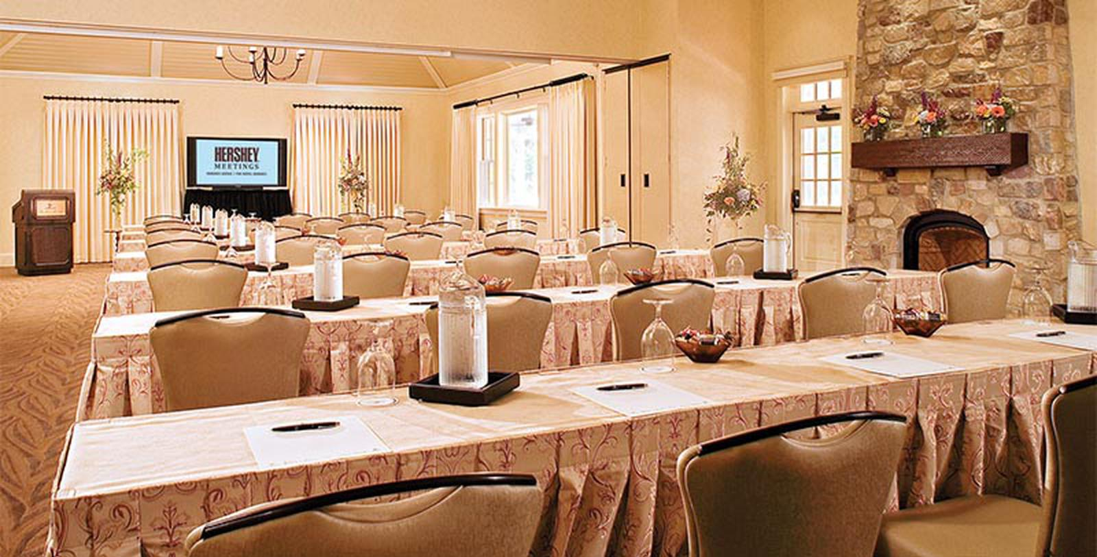 Image of Meeting Room The Hotel Hershey®, 1933, Member of Historic Hotels of America, in Hershey, Pennsylvania, Experience