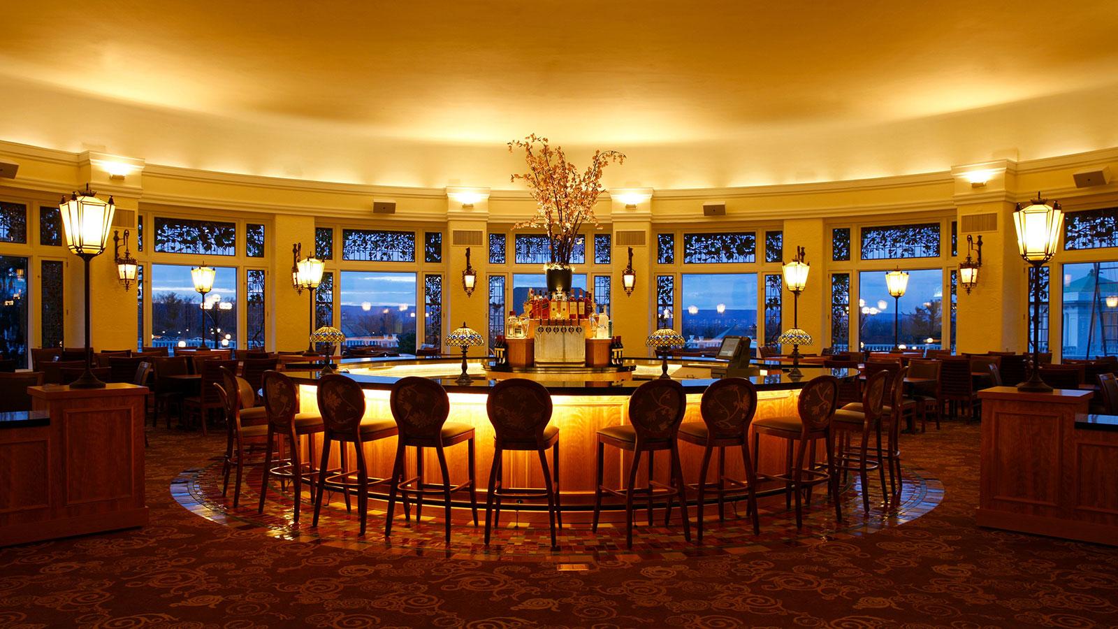 Image of The Circular Restaurant at The Hotel Hershey®, 1933, Member of Historic Hotels of America, in Hershey, Pennsylvania, Taste