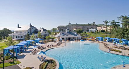 Activities:      The Hotel Hershey®  in Hershey