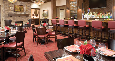 Dining at      The Hotel Hershey®  in Hershey