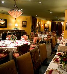 Dining at      The Inn at Leola Village, Est. 1867  in Leola