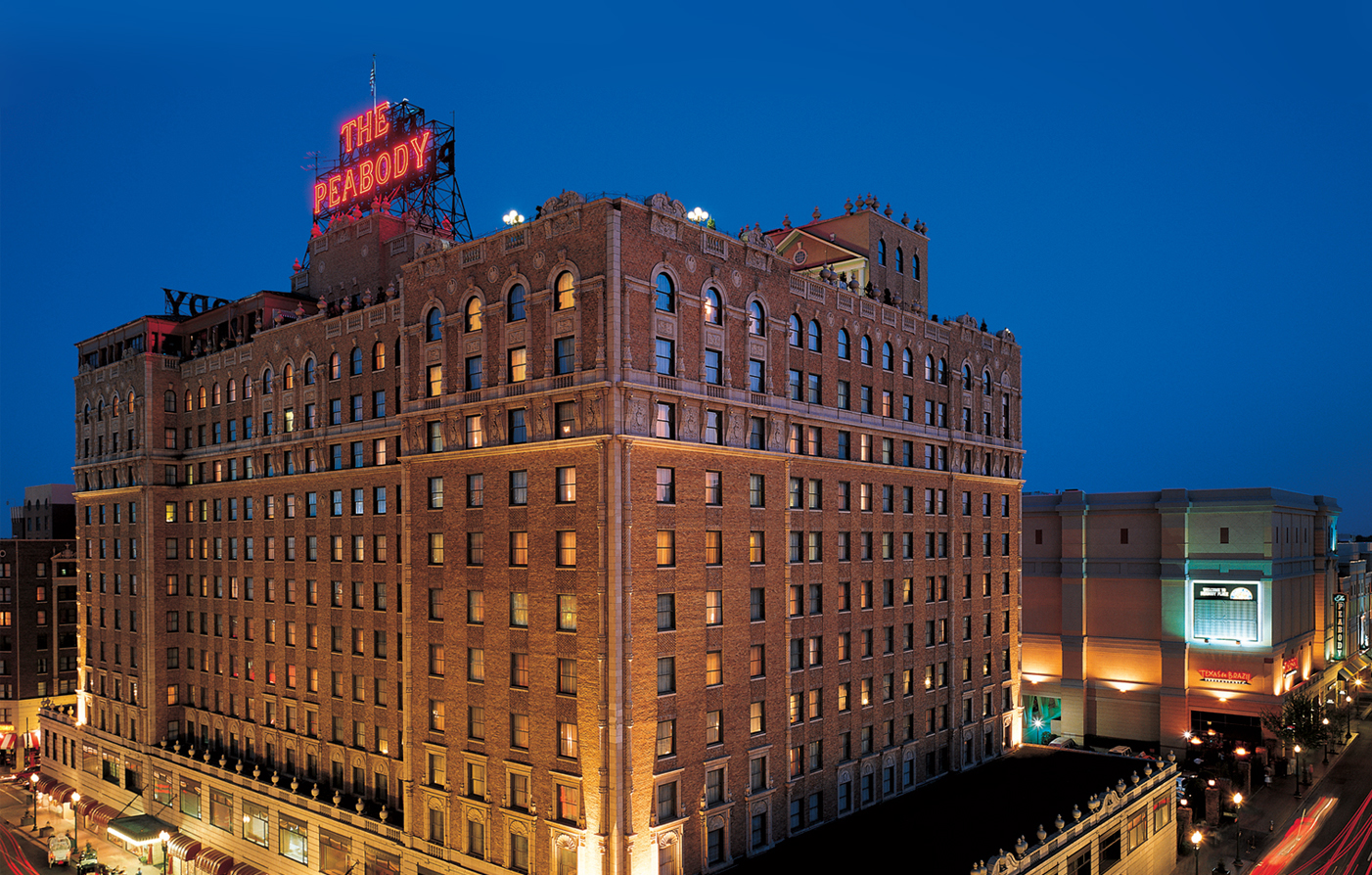 Customer Reviews:      The Peabody Memphis  in Memphis