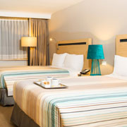 Book a stay with Galeria Plaza Reforma in Mexico City