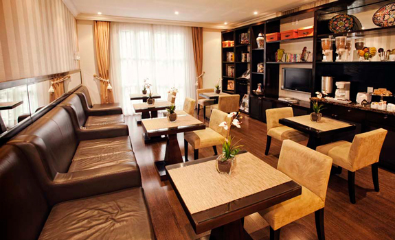 Grand Polanco Residencial  - Dining
