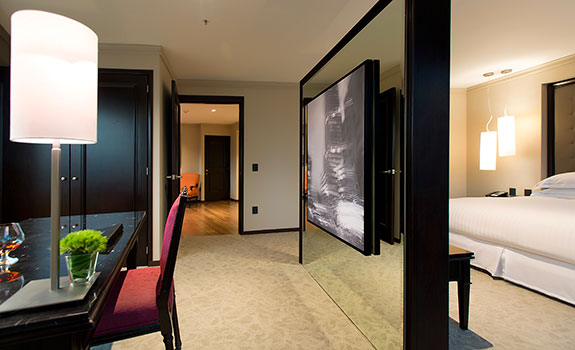 KRYSTAL GRAND Reforma Uno Mexico City  - Accommodations