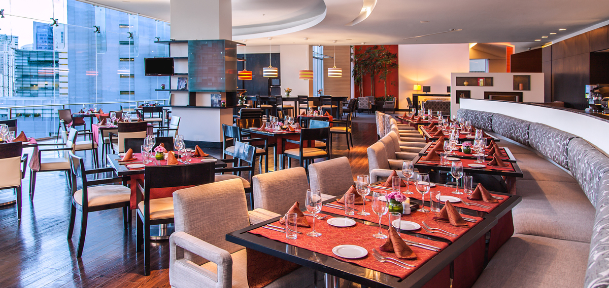 Dining:      NH Collection Santa Fe  in Mexico City