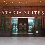Book a stay with Stadia Suites Santa Fe in Mexico City