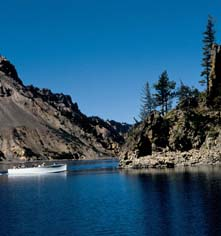 Local Attractions:      Crater Lake Lodge  in White City