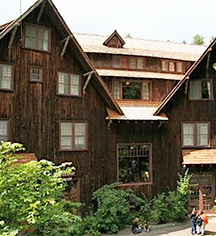 Events at      The Chateau at Oregon Caves  in Cave Junction