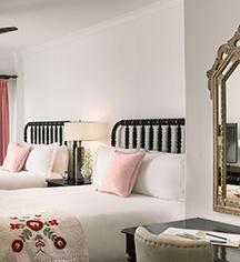 Accommodations:      Casa Faena  in Miami Beach