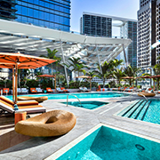 Book a stay with EAST, Miami in Miami