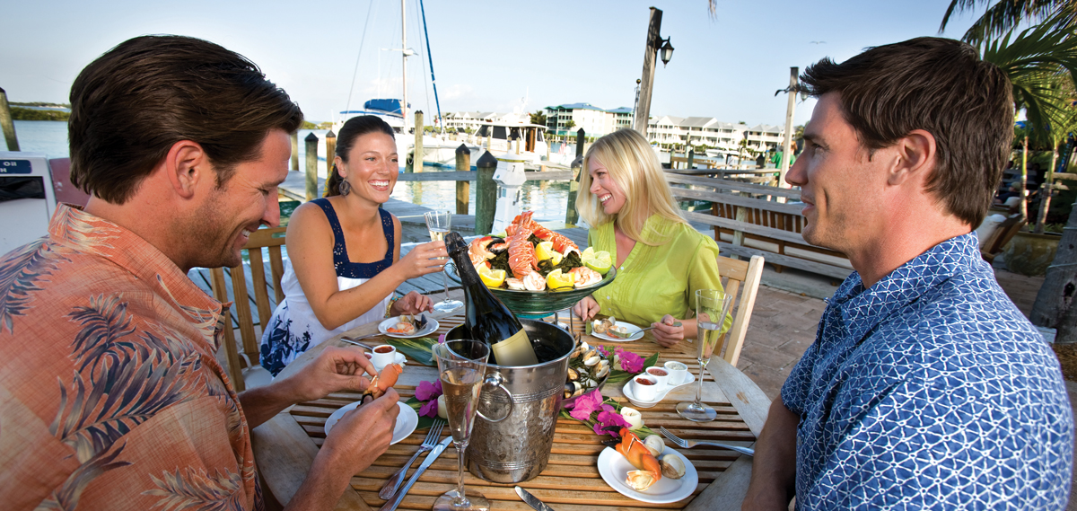 Dining:      Hawks Cay Resort  in Duck Key